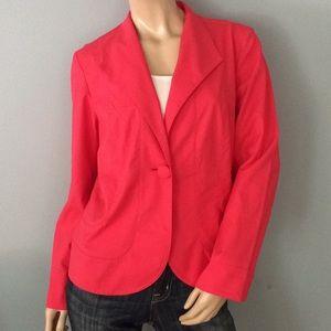 Coldwater Creek Large LG L Blazer suit Top Jacket